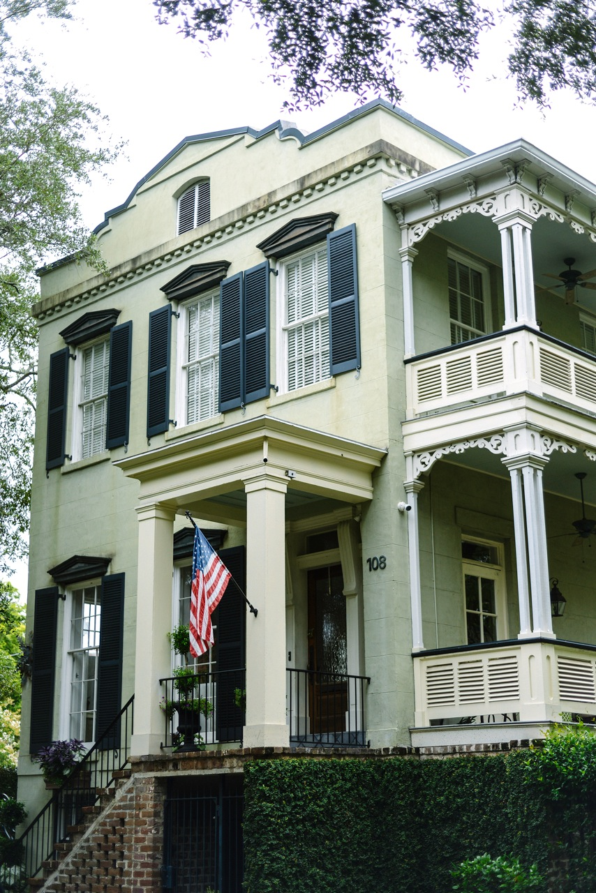 Residents you 39 re welcome savannah for Historic houses in savannah ga