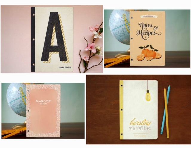 Journals you can have personalized at Minted.